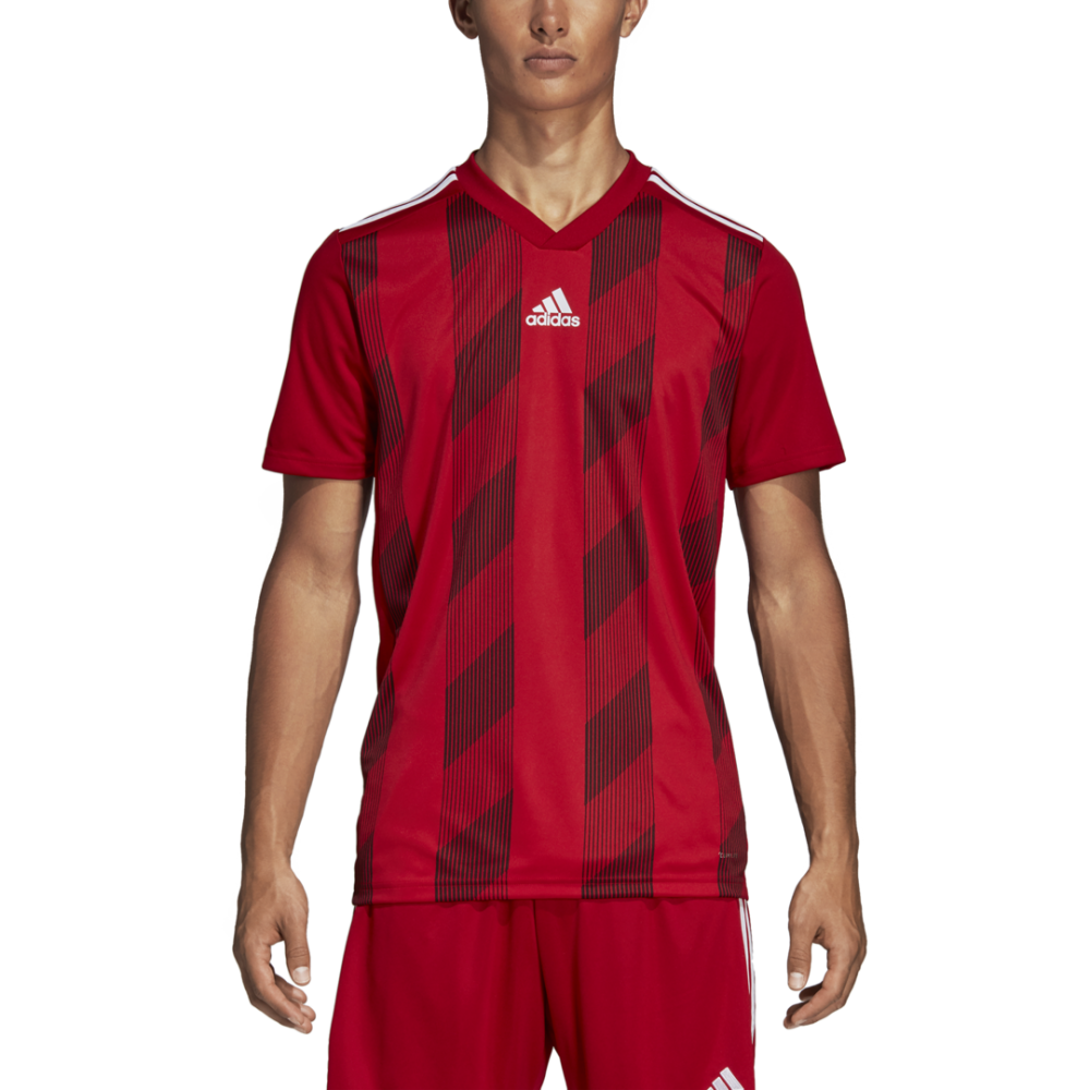 Maillot Rouge Striped19