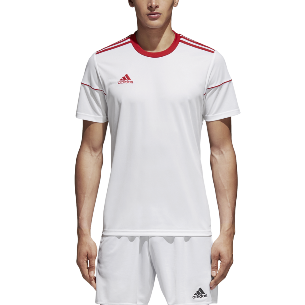 Maillot Blanc/rouge Squad 17