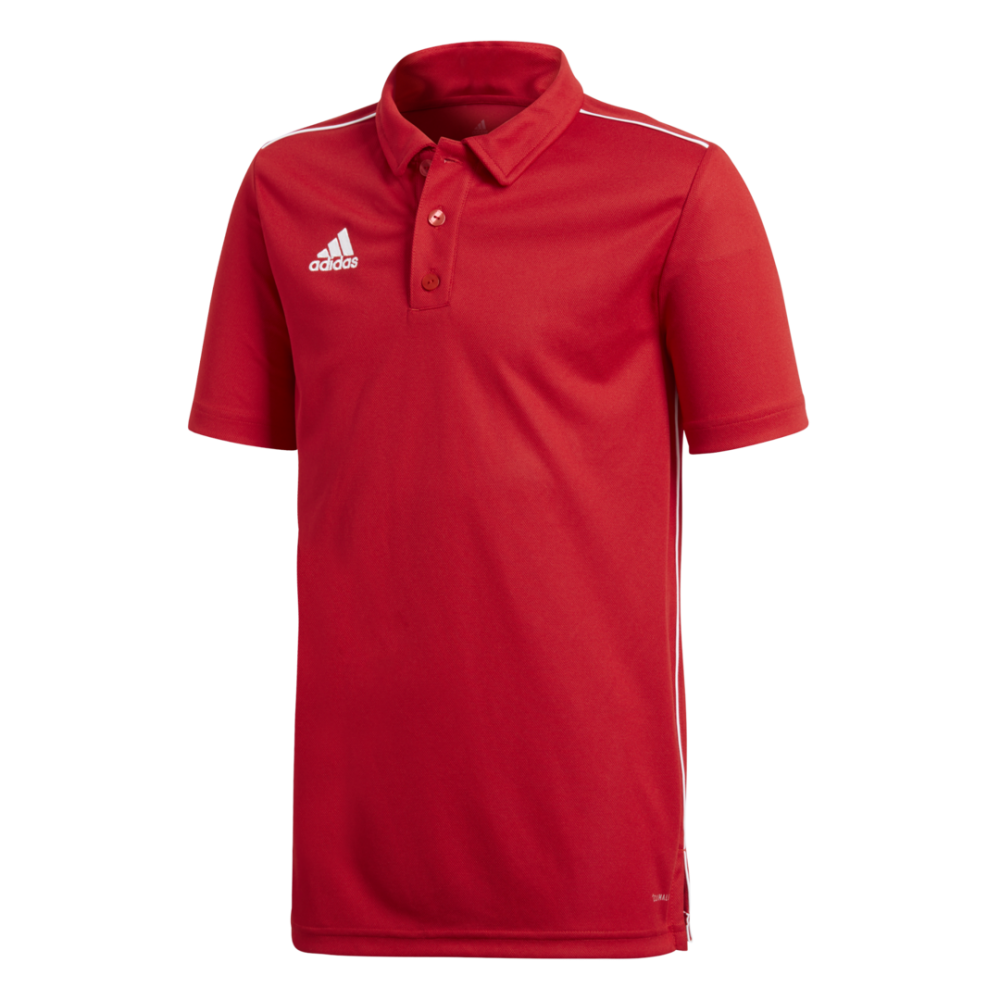 Polo Enfant Rouge Core18