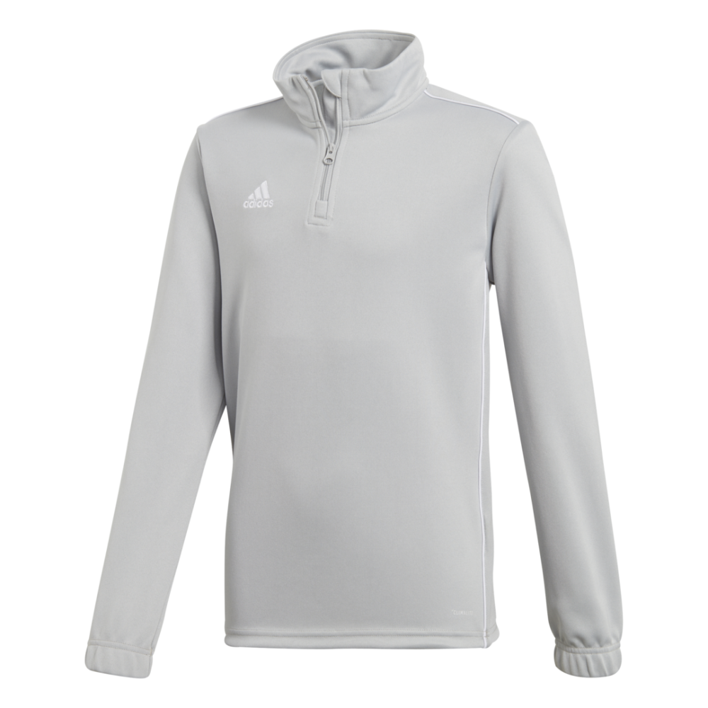 1/4 Zip Gris Enfant Core18