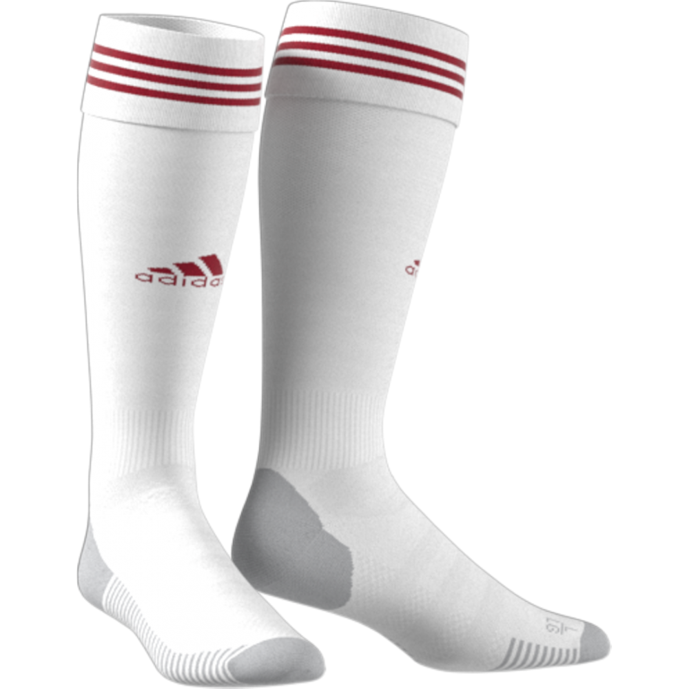 Chaussettes Blanches/rouges