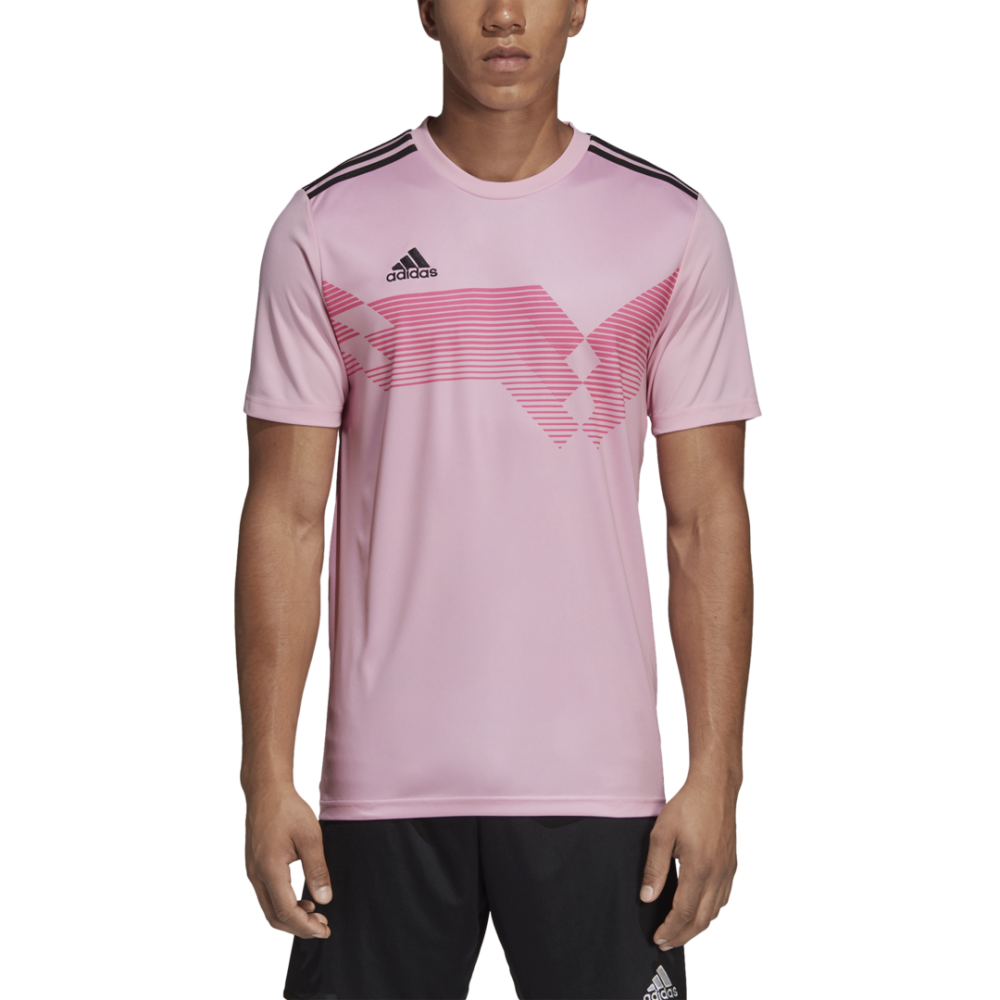 Maillot Rose Campeon19