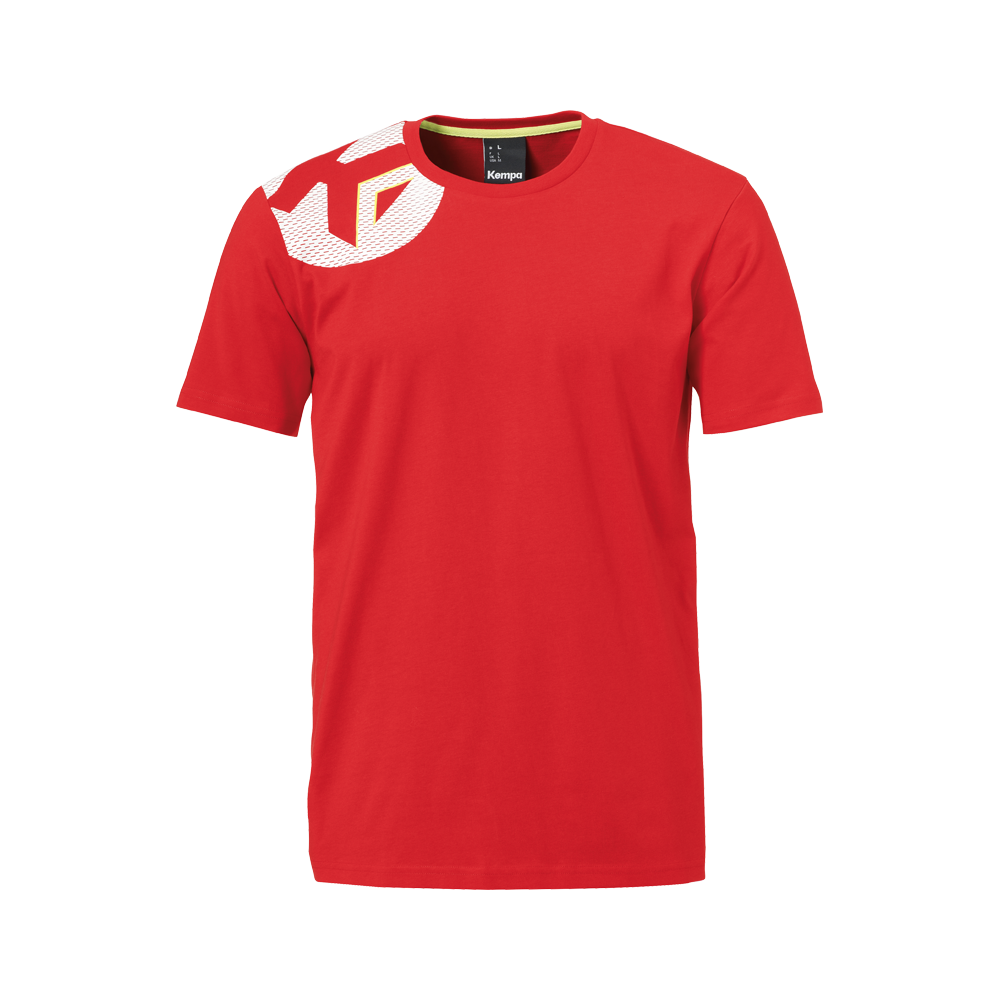 Core 2.0 T-shirt rouge