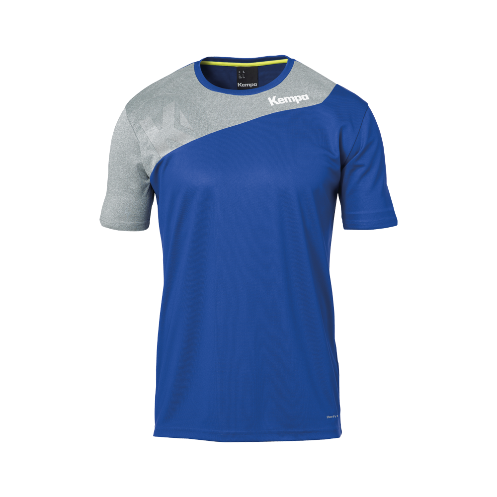 Maillot Core 2.0 royal/gris...