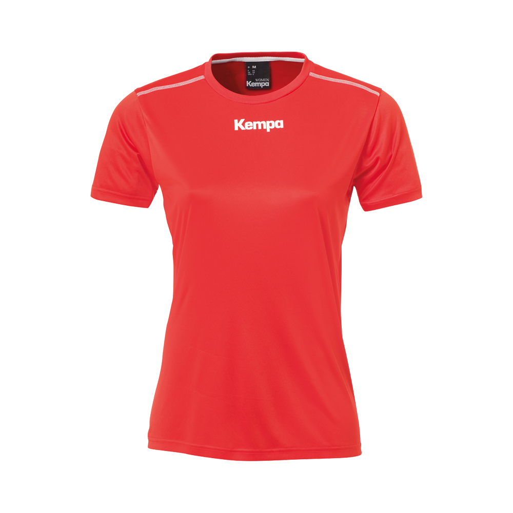 Maillot Femme Poly rouge