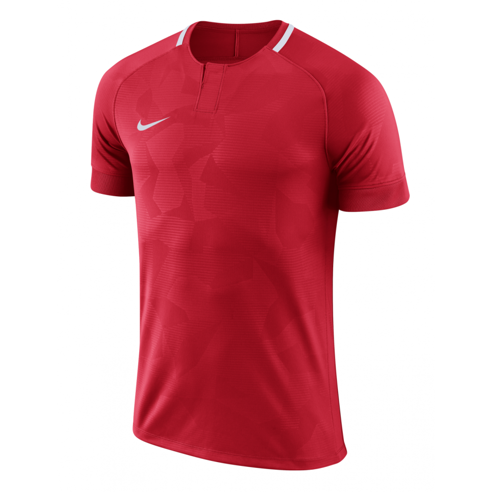 Maillot rouge Challenge