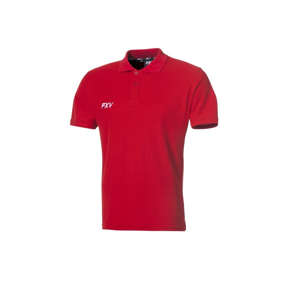 Polo classic Force rouge