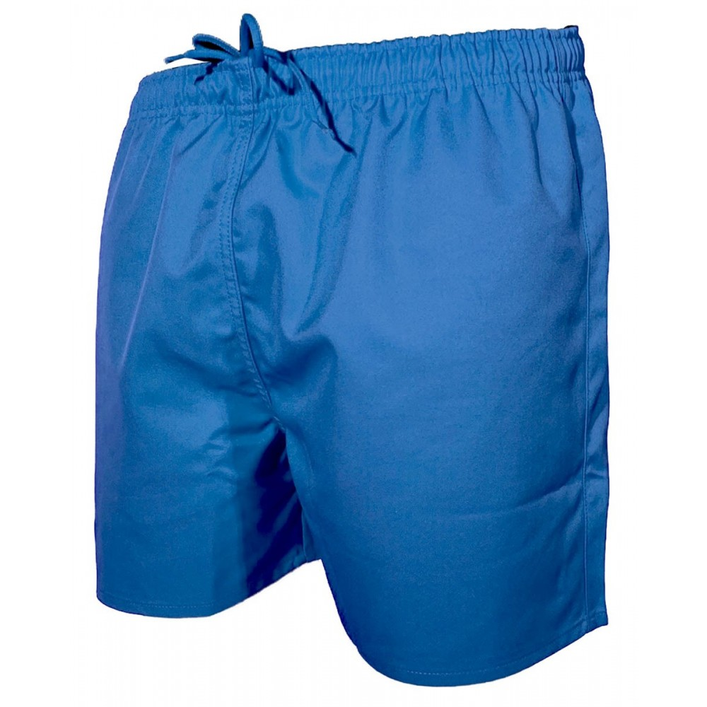SHORT RUGBY ADULTE BLEU ROYAL