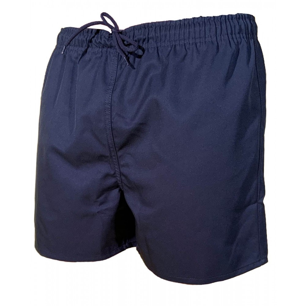 SHORT RUGBY ADULTE MARINE