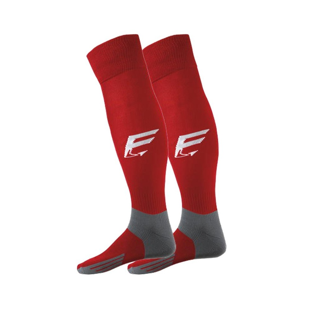 Chaussettes Force rouge