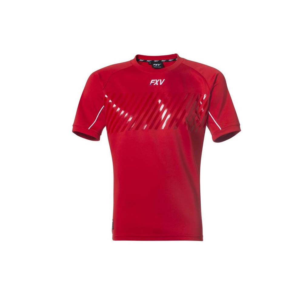 Maillot Training action rouge