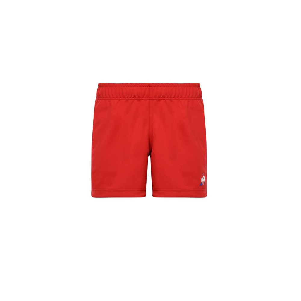 Training Short Rugby N°1 Rouge