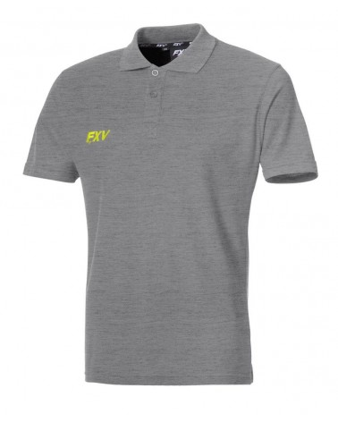 Polo classic Force gris chine