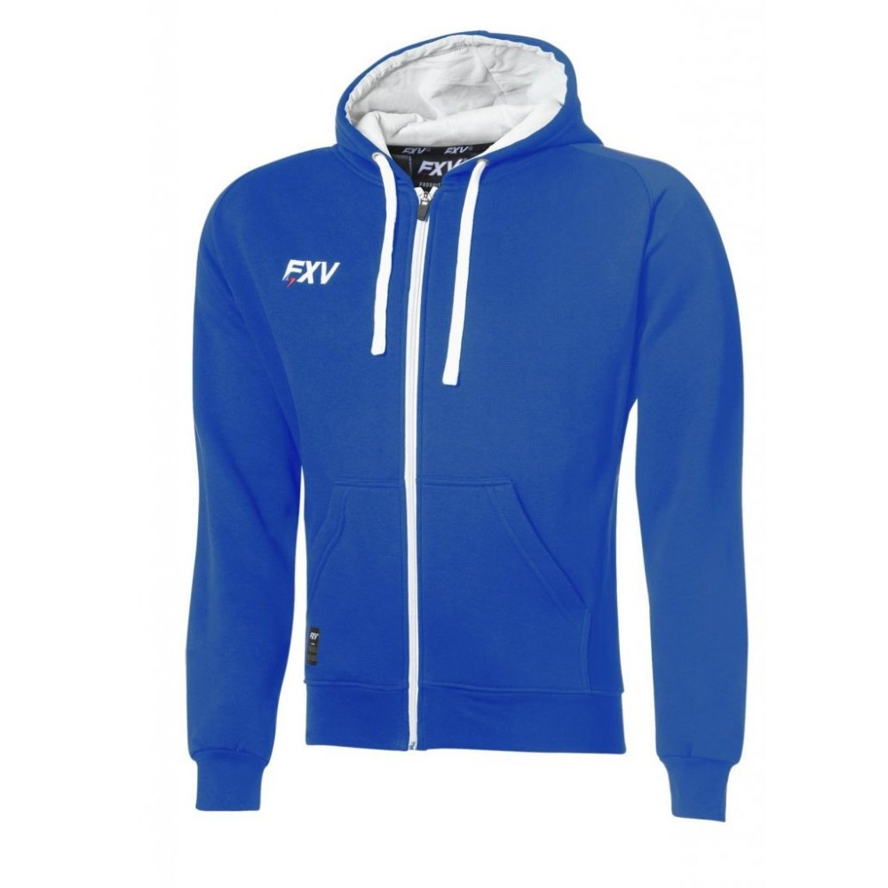 Gilet capuche Force royal