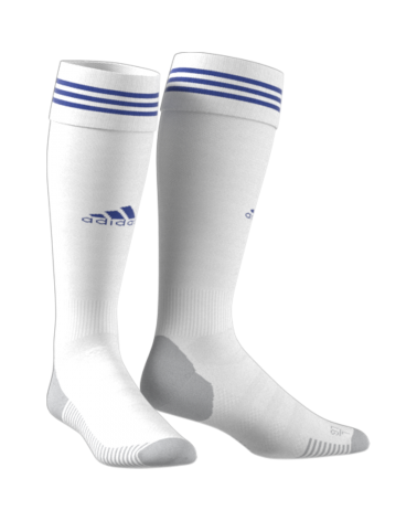 Chaussettes Blanches/bleues