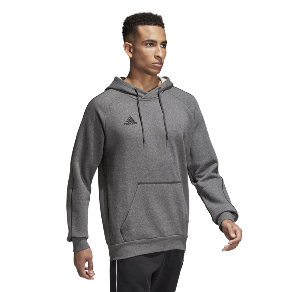 Sweat A Capuche Gris Core18