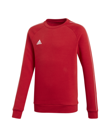 Sweat Enfant Rouge Core18