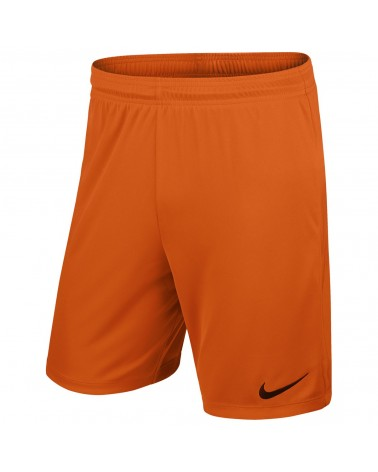 Short Park II enfant orange