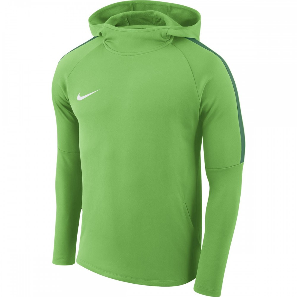 Sweat à capuche vert enfant Academy 18 Nike Ô Sports