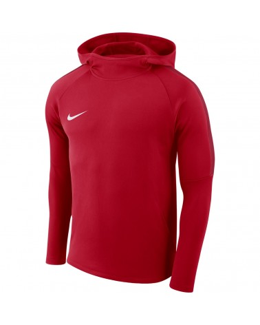 Sweat a capuche rouge...