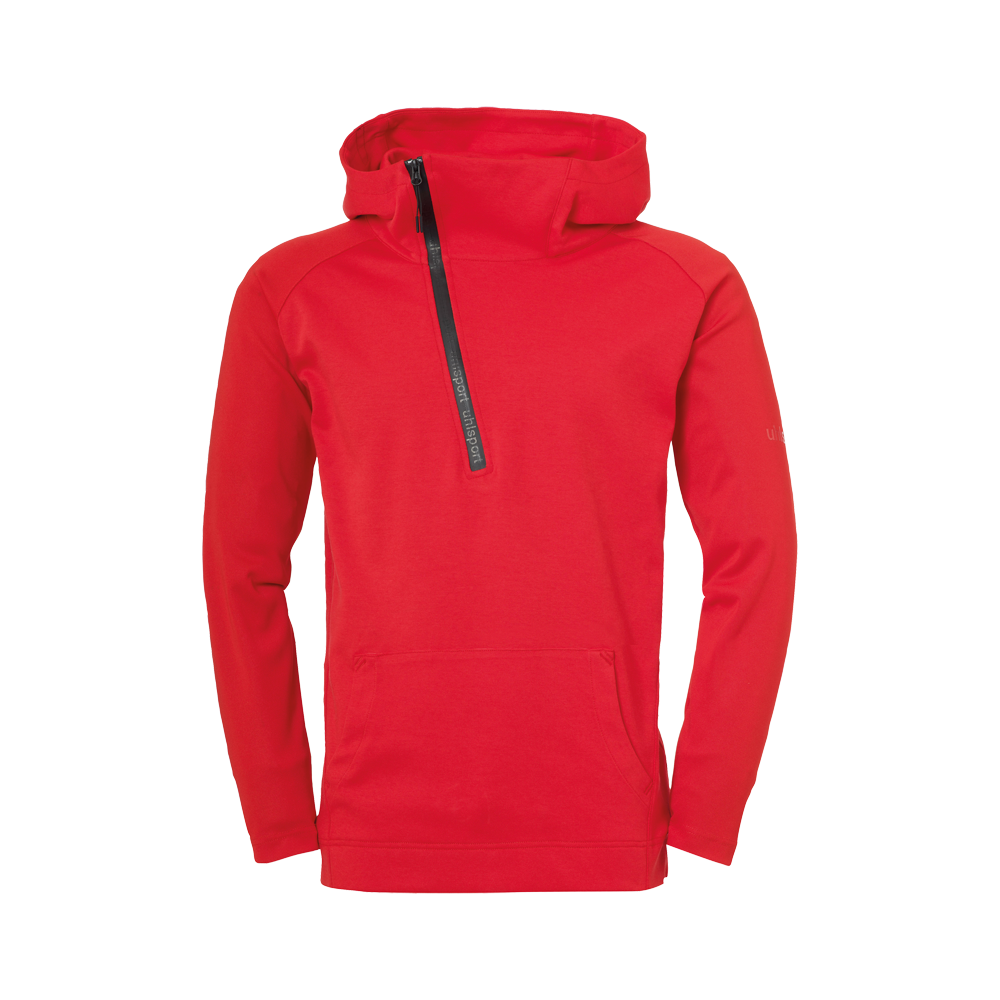 SWEAT ESSENTIAL PRO ZIP rouge