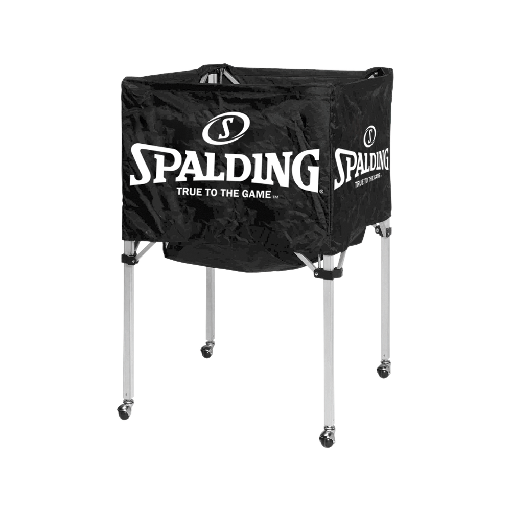 Spalding ball cart -...