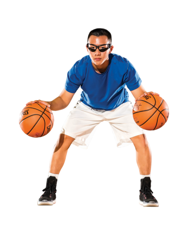 Dribble Goggles