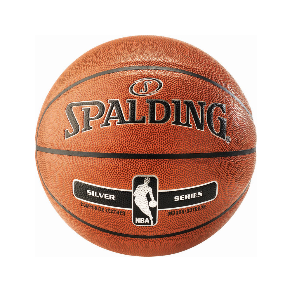 Ballon de basket NBA Silver...