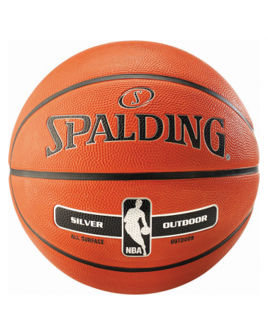 Ballon de basket NBA Silver