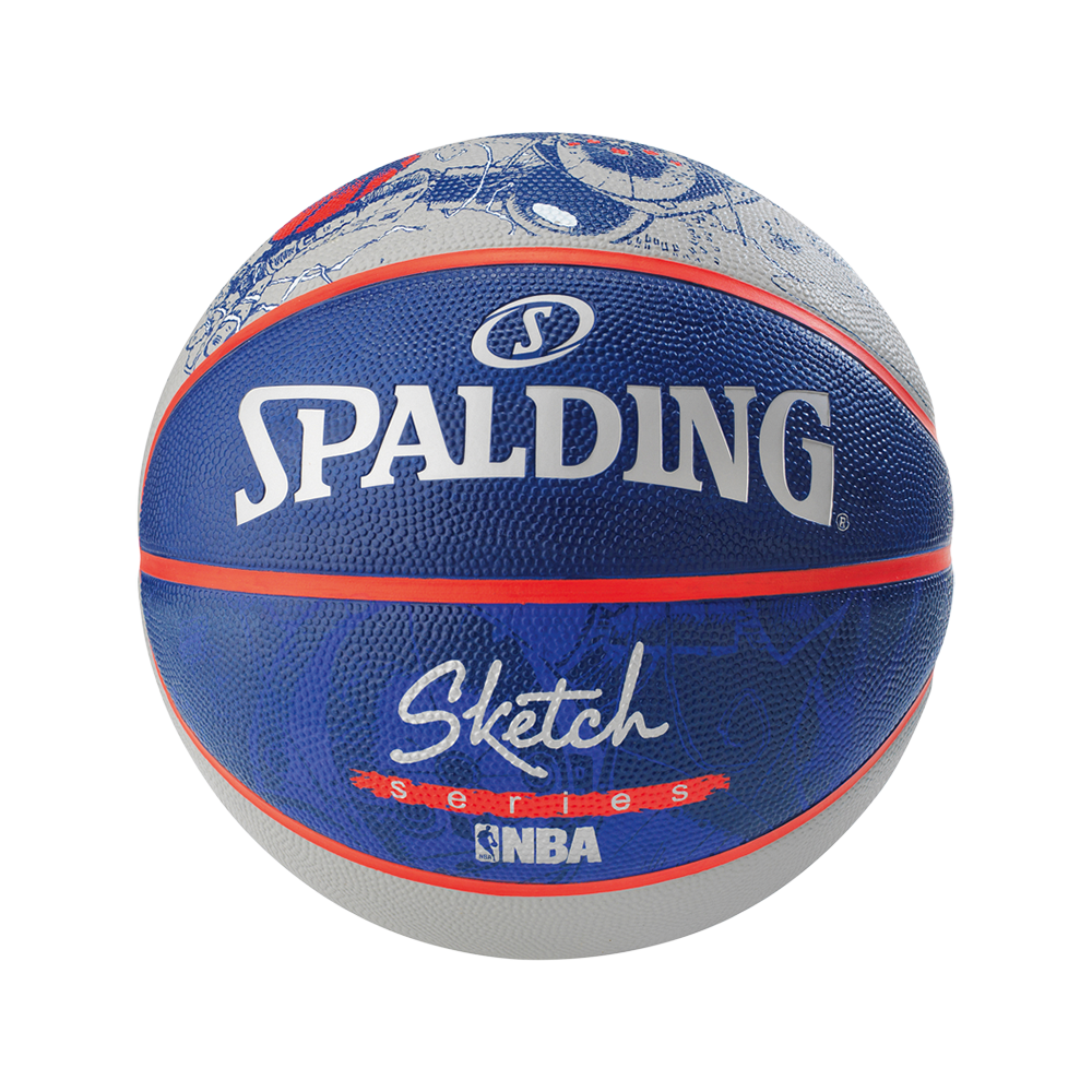 Ballon de basket NBA SKETCH...