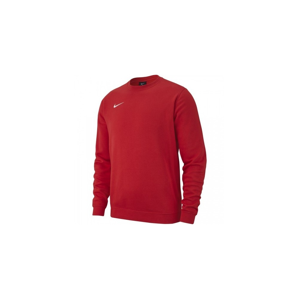 Sweat molton rouge Club 19