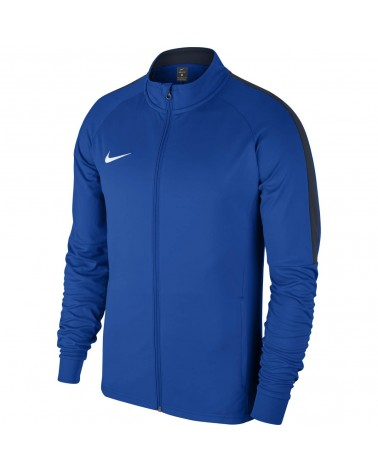 Veste zip bleu royal...