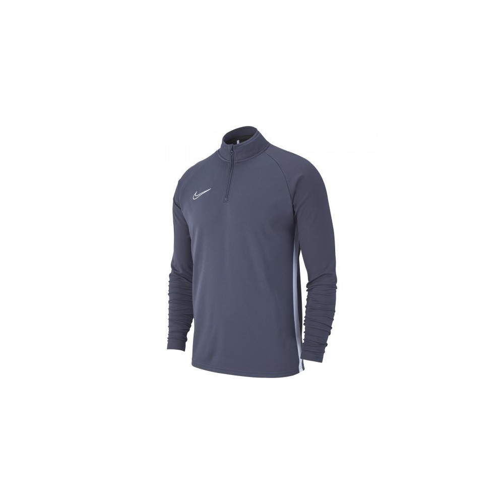 Sweat 1/4 zip gris Academy 19