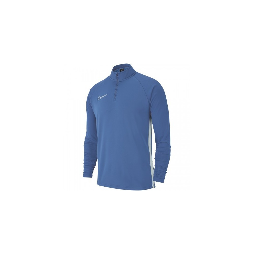 Sweat 1/4 zip jaune bleu...