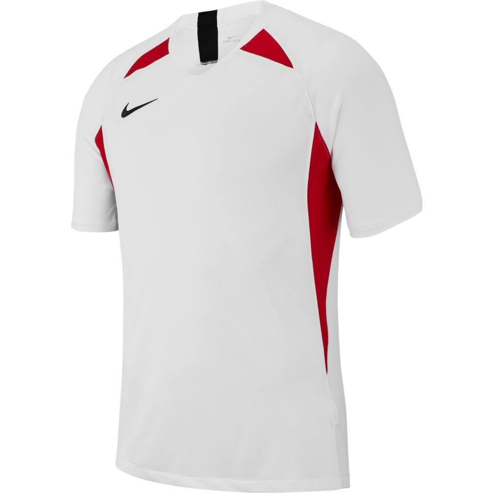 Maillot blanc/rouge Legend