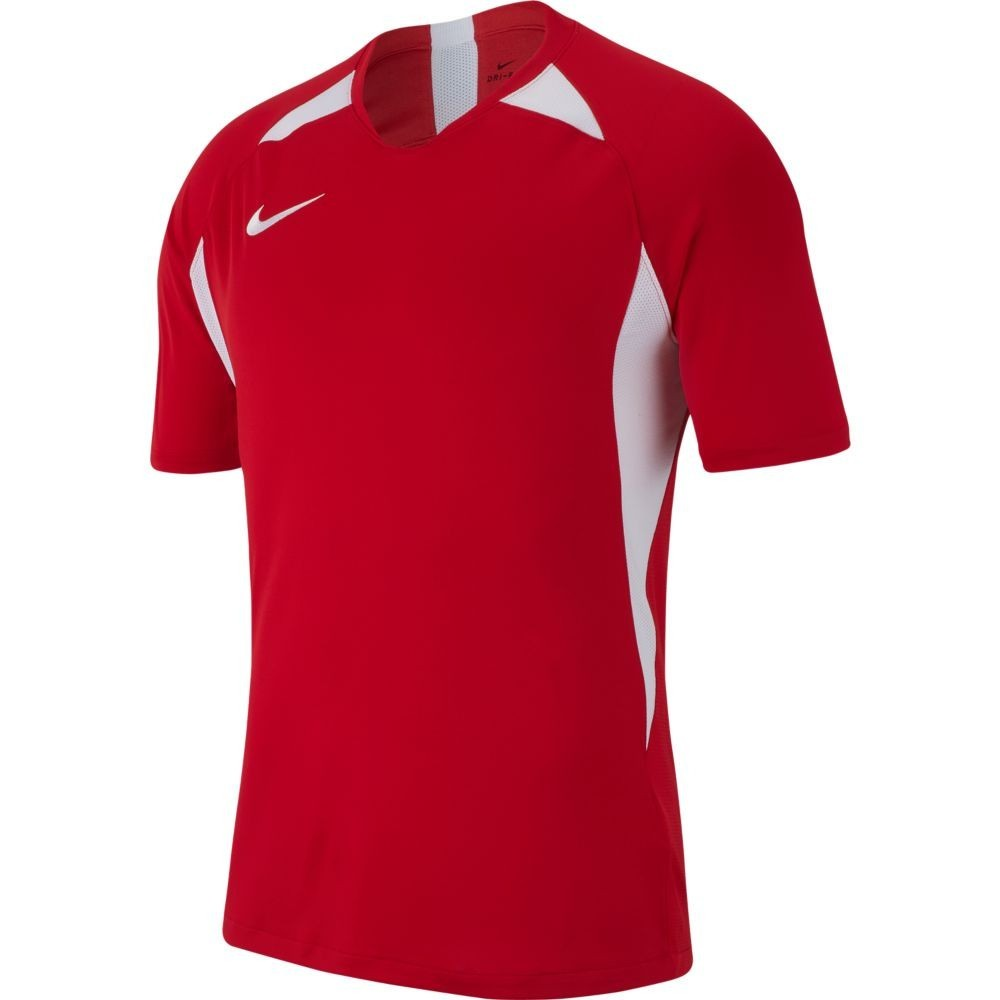 Maillot rouge/blanc Legend