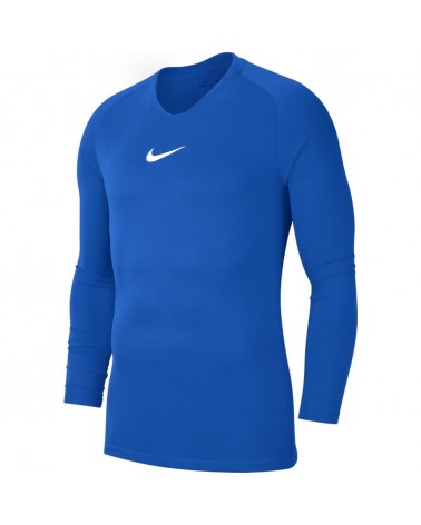 Maillot de compression bleu...