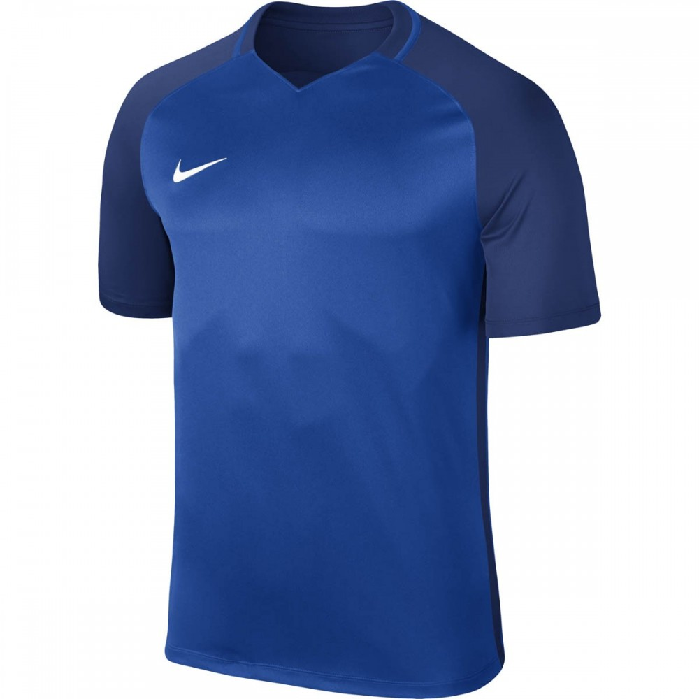Maillot Trophy III bleu royal
