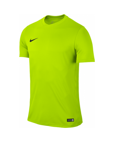 Maillot jaune fluo Dry