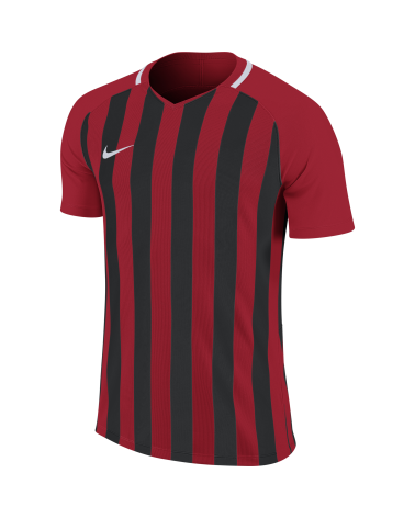 Maillot rouge/noir Striped...