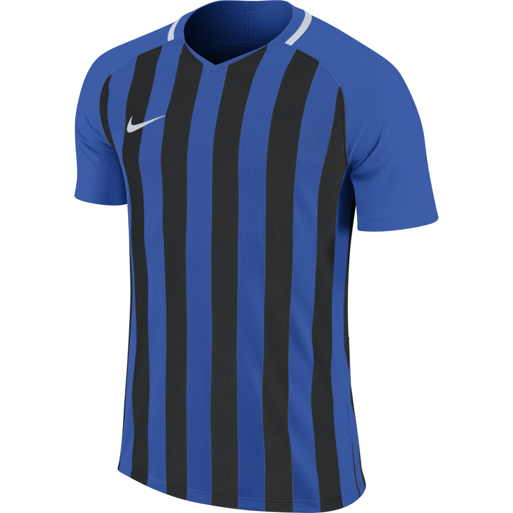 Maillot bleu/noir Striped...