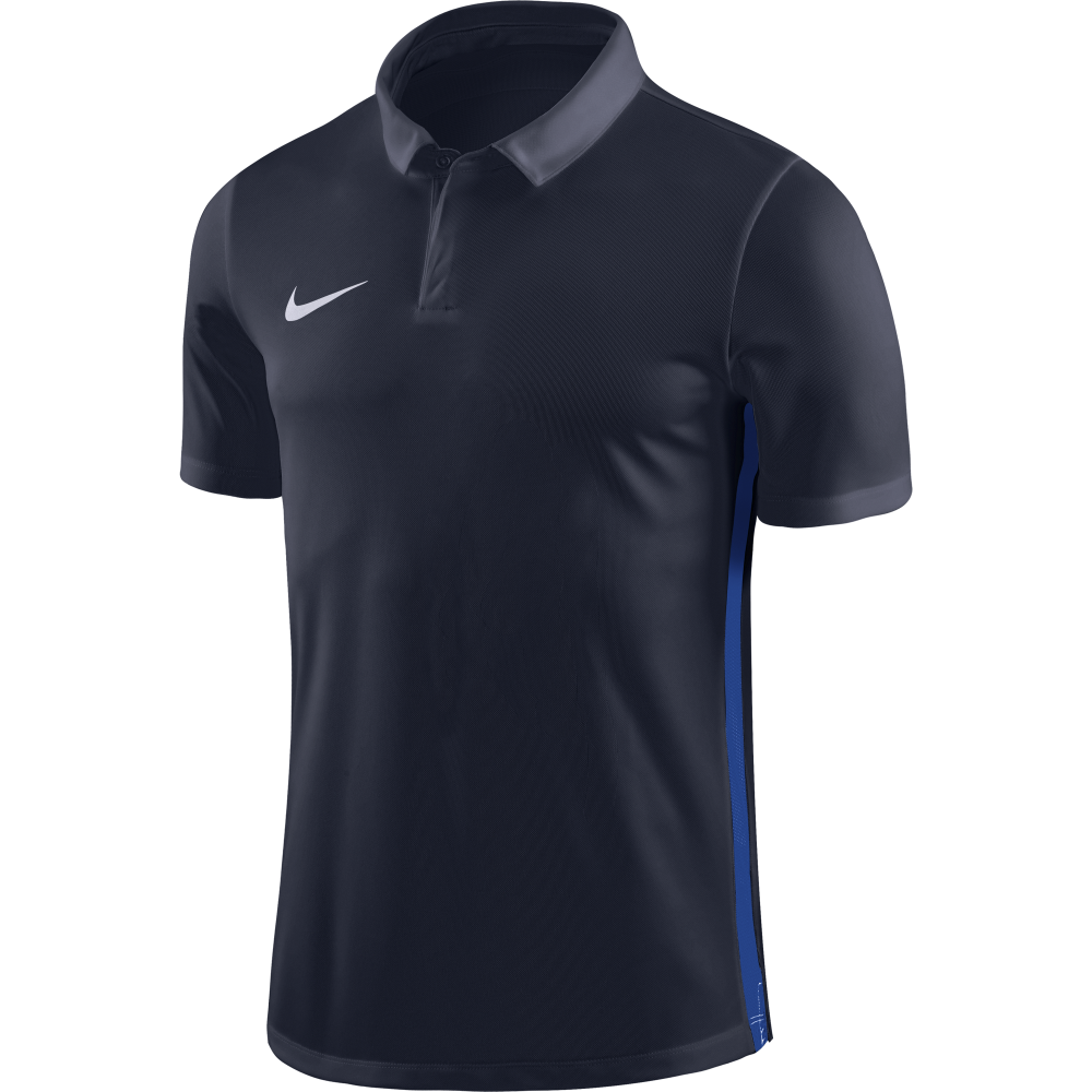 Polo navy enfant Academy 18