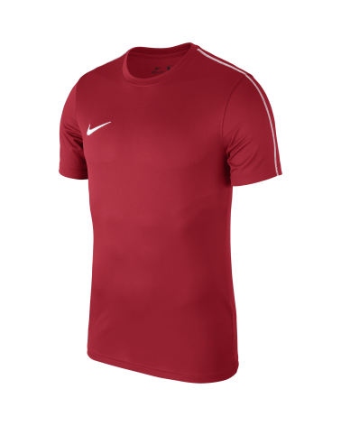 Maillot rouge Park 18