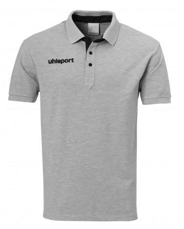 ESSENTIAL PRIME POLO gris...