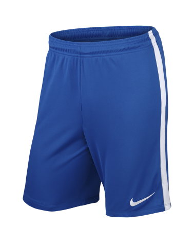 Short Bleu Royal League Knit