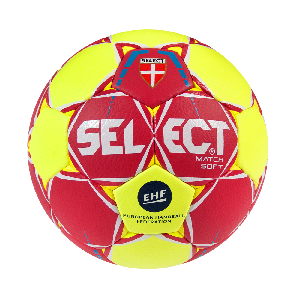 Ballon Handball T1 Match Soft