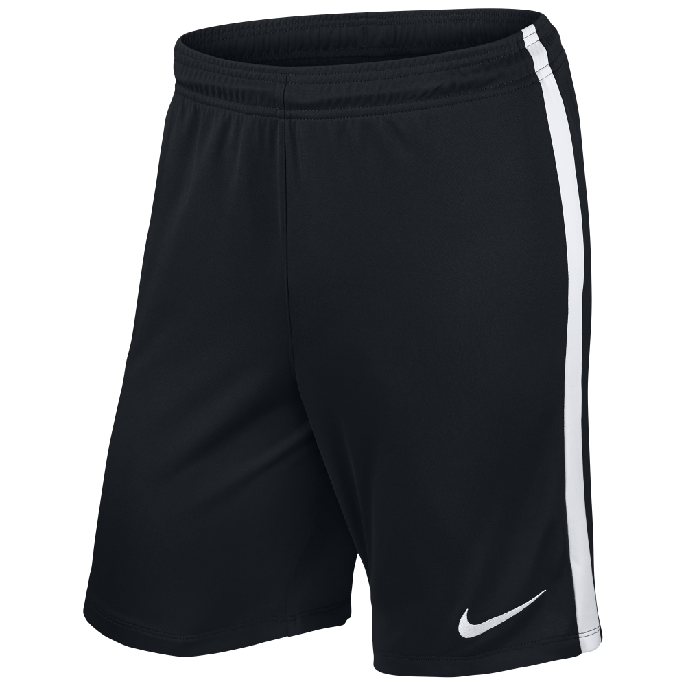 Short noir League Knit
