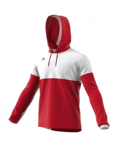 Sweat Blanc/ Rouge Lgnd