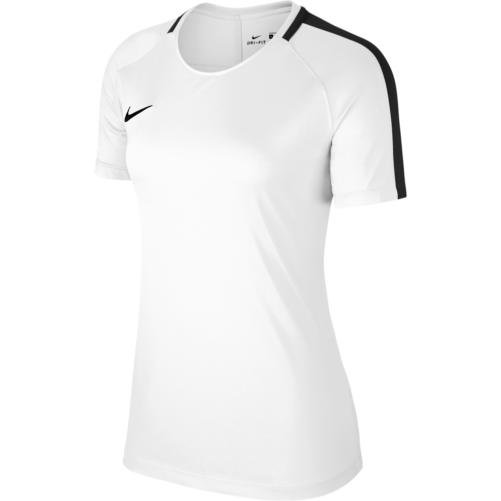Maillot blanc femme Academy 18