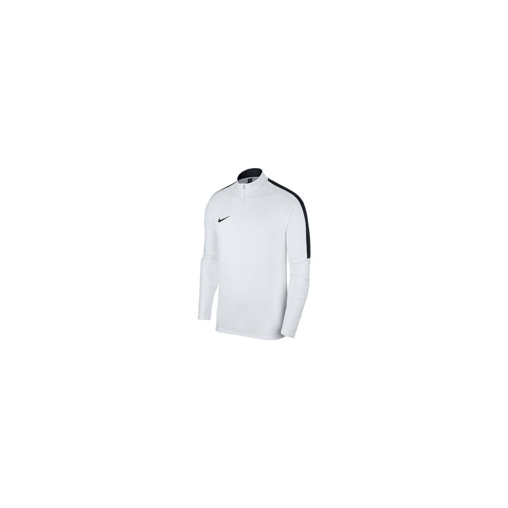 Sweat 1/4 zip enfant blanc...